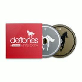 【送料無料】 Deftones デフトーンズ / White Pony (20th Anniversary Deluxe Edition) 輸入盤 【CD】