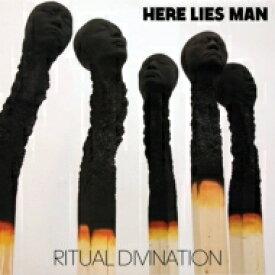 Here Lies Man / Ritual Divination 【LP】