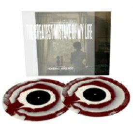【送料無料】 Holding Absence / Greatest Mistake Of My Life (Oxblood On Creamy White Vinyl) 【LP】