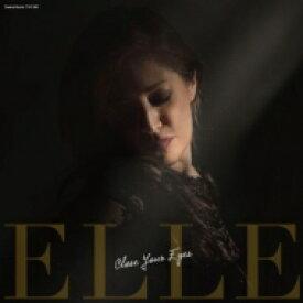 Elle (Jazz) / Close Your Eyes (アナログレコード / 寺島レコード) 【LP】