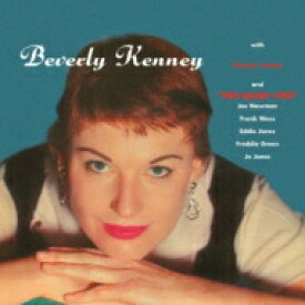 Beverly Kenney ベバリーケニー / Sings With Jimmy Jones And 'the Basie-ites' 【CD】
