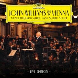 【送料無料】 John Williams ジョンウィリアムズ / ジョン・ウィリアムズ&ウィーン・フィル、ムター/ライヴ・イン・ウィーン 完全収録盤(2SACD) 【SACD】