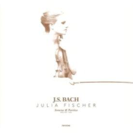 【送料無料】 Bach, Johann Sebastian バッハ / 無伴奏ヴァイオリン・ソナタとパルティータ全曲 J.フィッシャー(vn) (6枚組アナログレコード) 【LP】