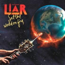 【送料無料】 Liar / Set The World On Fire 輸入盤 【CD】