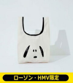 SNOOPY ecoBAG BOOK No.1【ローソン・HMV限定】 / ブランドムック 【ムック】