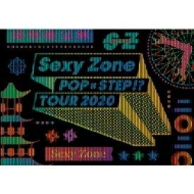【送料無料】 Sexy Zone / Sexy Zone POP×STEP!? TOUR 2020【初回限定盤】+α 【DVD】