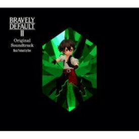【送料無料】 BRAVELY DEFAULT II Original Soundtrack 【初回生産限定盤】(4CD) 【CD】