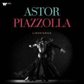 Piazzolla ピアソラ / 『リベルタンゴ』 ゴーティエ・カピュソン、パユ、クレメール、アルテミス四重奏団他 (アナログレコード) 【LP】