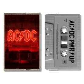 AC/DC エーシーディーシー / Power Up (Gray Cassette) 【Cassette】