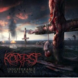 【送料無料】 Korpse / Insufferable Violence 【LP】