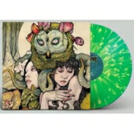 【送料無料】 Kvelertak / Kvelertak (Green / Yellow Splatter Vinyl) 【LP】