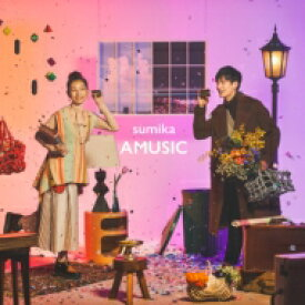 【送料無料】 sumika / AMUSIC 【初回生産限定盤B】 【CD】