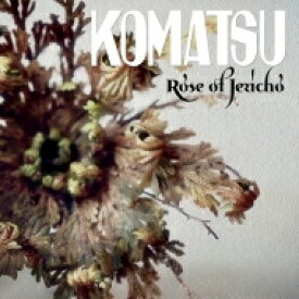 Komatsu / Rose Of Jericho (Purple) 【LP】