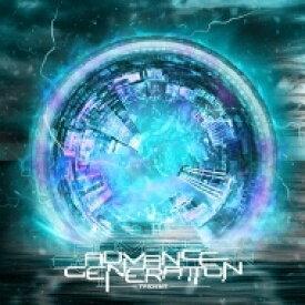 【送料無料】 TRiDENT / ADVANCE GENERATION 【CD】