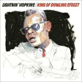 【送料無料】 Lightnin Hopkins ライトニンホプキンス / King Of Dowling Street 輸入盤 【CD】