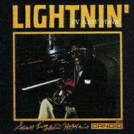 Lightnin Hopkins ライトニンホプキンス / Lightnin In New York 【CD】