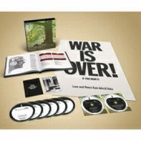 【送料無料】 John Lennon ジョンレノン / ジョンの魂: アルティメイト・コレクション <スーパー・デラックス・エディション>(6枚組SHM-CD+2枚組ブルーレイオーディオ) 【SHM-CD】