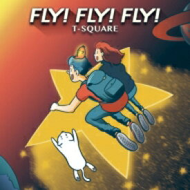 T-SQUARE ティースクエア / Fly! Fly! Fly! (180グラム重量盤レコード) 【LP】