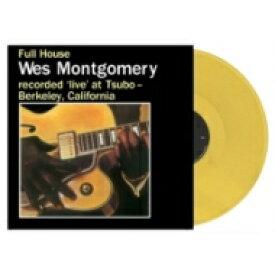 【送料無料】 Wes Montgomery ウェスモンゴメリー / Full House (マスタードカラー・ヴァイナル仕様 / アナログレコード / DOL) 【LP】