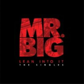 """【送料無料】 MR.BIG ミスタービッグ / Lean Into It - The Singles (5枚組7インチシングルレコード+ギターピック+ポスター / ボックス仕様) 【7""""""""Single】"""