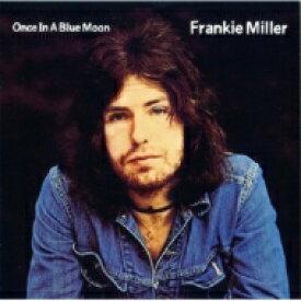 【送料無料】 Frankie Miller / Once In A Blue Moon 輸入盤 【CD】