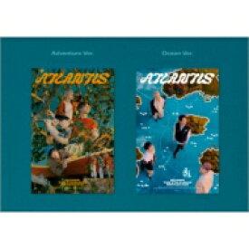 【送料無料】 SHINee / Vol.7 Repackage: Atlantis 【CD】