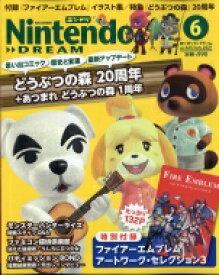 Nintendo DREAM (ニンテンドードリーム) 2021年 6月号 / ニンテンドードリーム(Nintendo DREAM)編集部 【雑誌】