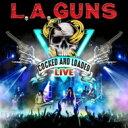 【送料無料】 L.A. Guns ラガンズ / Cocked And Loaded Live 輸入盤 【CD】