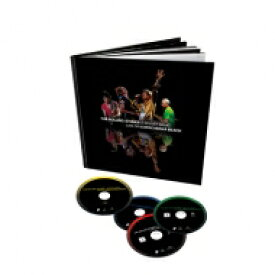 【送料無料】 Rolling Stones ローリングストーンズ / Bigger Bang: Live On Copacabana Beach 【Blu-rayデラックス・ヴァージョン】(2SD Blu-ray+DVD+2SHM-CD) 【BLU-RAY DISC】