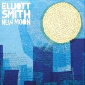 【送料無料】 Elliott Smith エリオットスミス / New Moon Exclusive 2lp (Blue & Clear Pinwheel Vinyl) 【LP】