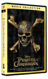 パイレーツ・オブ・カリビアン DVD 5ムービー・コレクション 【DVD】