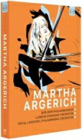 【送料無料】 マルタ・アルゲリッチ ボックス(6DVD) 【DVD】