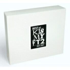 【送料無料】 Kis-My-Ft2 / BEST of Kis-My-Ft2【通常盤】(+Blu-ray) 【CD】