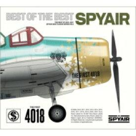【送料無料】 SPYAIR スパイエアー / BEST OF THE BEST 【期間生産限定盤】(3CD) 【CD】