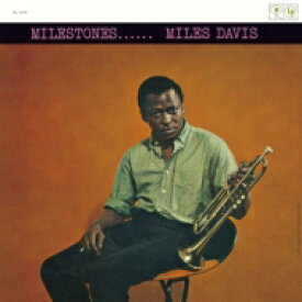 Miles Davis マイルスデイビス / Milestones (180グラム重量盤レコード) 【LP】