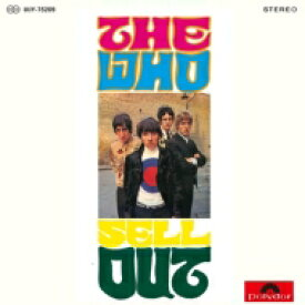 The Who フー / Who Sell Out (国内盤 / 180グラム重量盤レコード) 【LP】