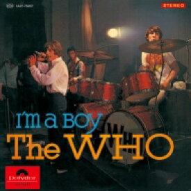 The Who フー / I'm A Boy (国内盤 / 180グラム重量盤レコード) 【LP】