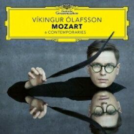【送料無料】 『モーツァルト&コンテンポラリーズ』 ヴィキングル・オラフソン (2枚組アナログレコード / Deutsche Grammophon) 【LP】