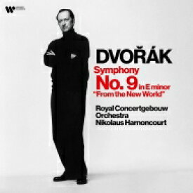 Dvorak ドボルザーク / 交響曲第9番『新世界より』 ニコラス・アーノンクール、ロイヤル・コンセルトヘボウ管弦楽団 (180グラム重量盤レコード / Warner Classics) 【LP】