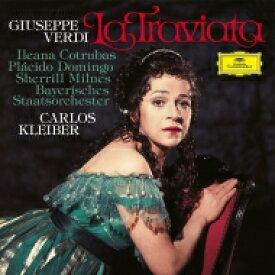 【送料無料】 Verdi ベルディ / 歌劇『椿姫』 カルロス・クライバー、バイエルン国立管弦楽団 (2枚組 / 180グラム重量盤レコード / Deutsche Grammophon) 【LP】