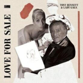【送料無料】 Tony Bennett / Lady Gaga / Love For Sale - Deluxe Edition (2CD) <7インチサイズ紙ジャケットパッケージ> 【初回限定盤】 【CD】