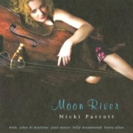 Nicki Parrott ニッキパロット / Moon River (180グラム重量盤レコード / Venus Hyper Magnum Sound) 【LP】