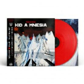 【送料無料】 Radiohead レディオヘッド / Kid A Mnesia (レッドヴァイナル仕様 / 3枚組アナログレコード) 【LP】