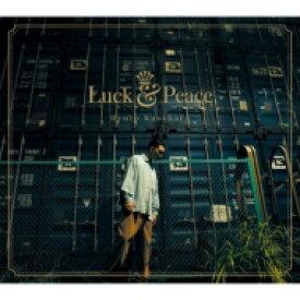 【送料無料】 笠原瑠斗 / Luck & Peace 【CD】