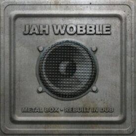 【送料無料】 Jah Wobble / Metal Box - Rebuilt In Dub (ブルーヴァイナル仕様 / 2枚組アナログレコード) 【LP】