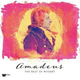 Mozart モーツァルト / 『ベスト・オブ・モーツアルト』 ニコラウス・アーノンクール、リッカルド・ムーティ、ダニエル・バレンボイム他 (180グラム重量盤レコード / Warner Classics) 【LP】