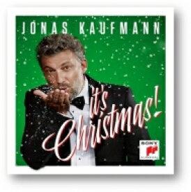 【送料無料】 ヨナス・カウフマン/イッツ・クリスマス!(2枚組 / 180グラム重量盤レコード / Sony Classical) 【LP】