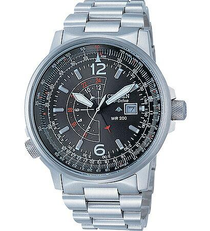 シチズン CITIZEN プロマスター ナイトホーク エコドライブ 腕時計 BJ7010-59E