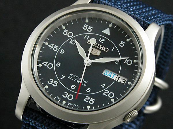 セイコー SEIKO セイコー5 SEIKO 5 自動巻き 腕時計 SNK807K2