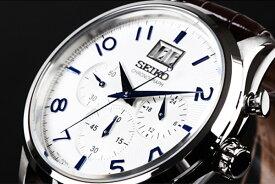 セイコー SEIKO クロノグラフ 腕時計 SPC155P1